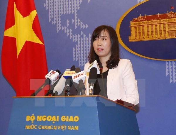 Ministerio de Asuntos Exteriores de Vietnam organiza rueda de prensa ordinaria - ảnh 1