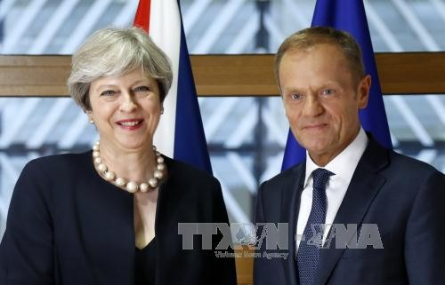 Países de la UE logran consenso en medidas de seguridad y defensa - ảnh 1