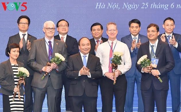 Gobierno vietnamita exalta aportes de Hanoi en el avance del país - ảnh 1