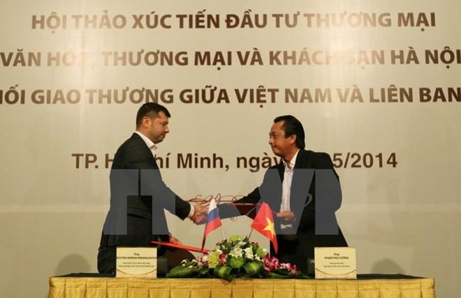 Docente ruso enaltece las relaciones especiales entre su país y Vietnam - ảnh 1