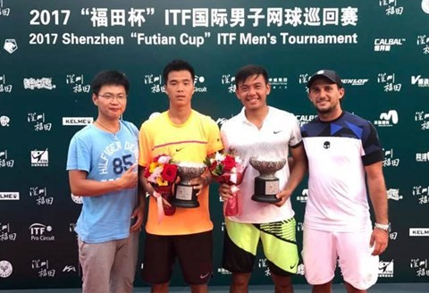 Tenista vietnamita ocupa la primera posición en Sudeste Asiático - ảnh 1