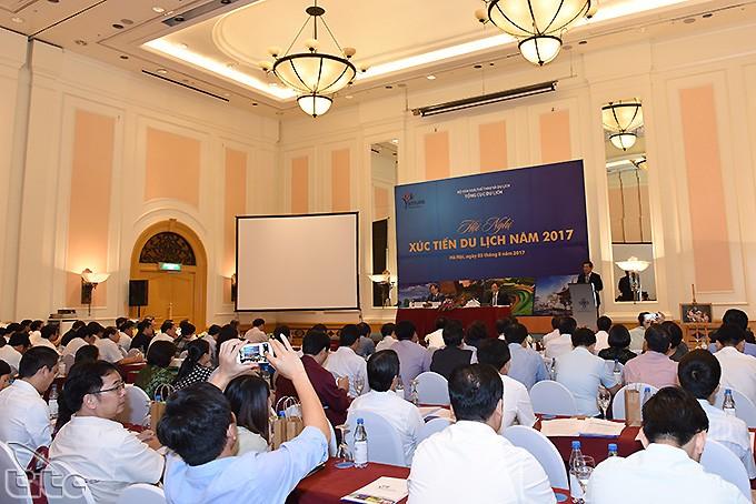 El año 2017 marcará un hito importante para el turismo vietnamita - ảnh 1