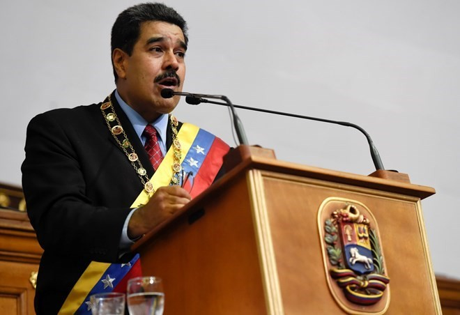 Gobierno de Nicolás Maduro rechaza la suspensión de Venezuela del Mercosur   - ảnh 1