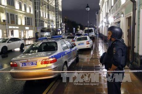 Rusia detiene a sospechosos que preparan ataques masivos en Moscú - ảnh 1