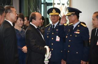 Premier vietnamita inicia su visita a Tailandia - ảnh 1