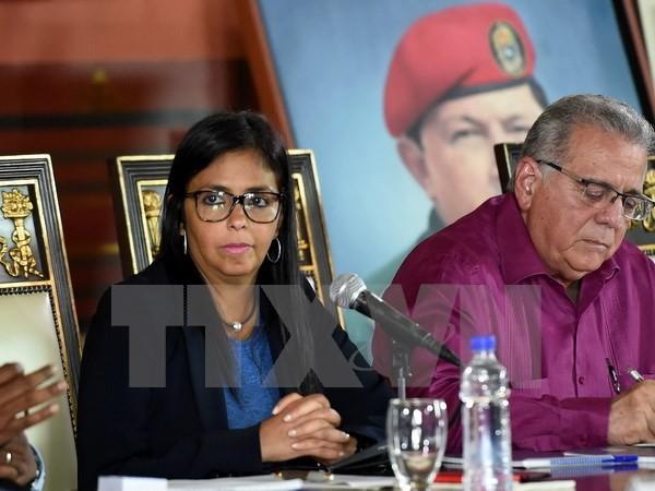 Constituyentes venezolanos proponen conformar una comisión de contacto con diputados - ảnh 1