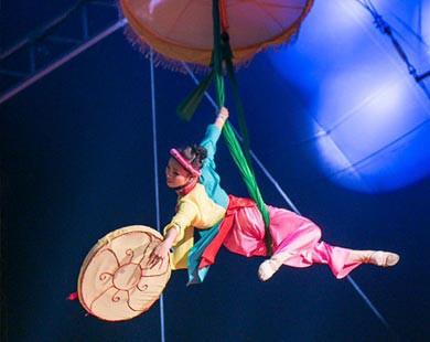 Circo vietnamita abre puerta hacia el mundo  - ảnh 1