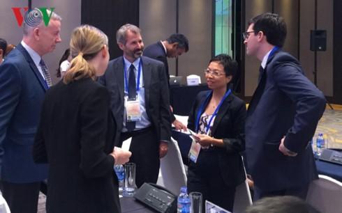 APEC promociona la capacidad financiera de las pequeñas y medianas empresas - ảnh 1