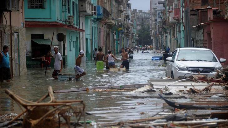 Irma deja 10 fallecidos en Cuba - ảnh 1