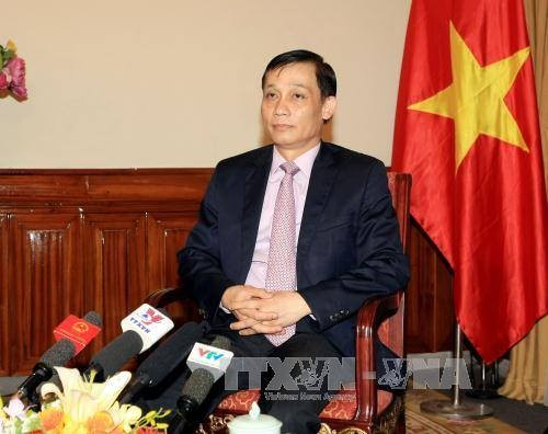 Vietnam y Laos fortalecen los hitos fronterizos - ảnh 1