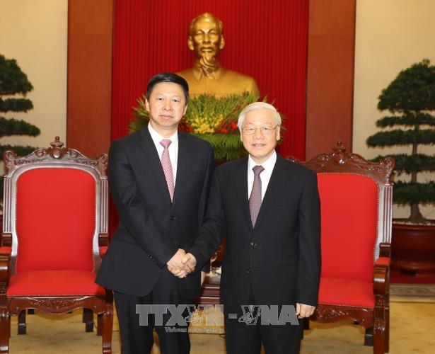 Vietnam y China ratifican el interés de fortalecer sus relaciones - ảnh 1