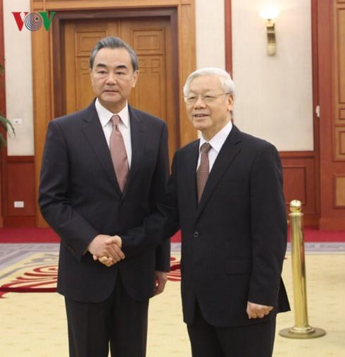 Vietnam da prioridad a profundizar la colaboración integral con China  - ảnh 1