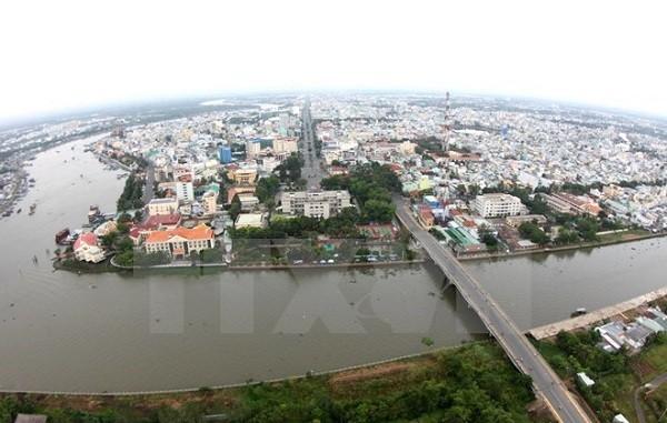 Grupo de trabajo de inversores japoneses se presenta en la ciudad de Can Tho - ảnh 1