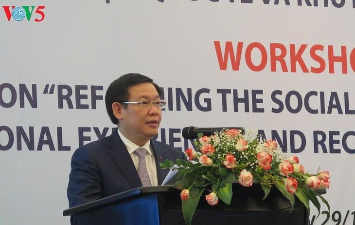 Vietnam renueva las políticas de los seguros médicos - ảnh 1