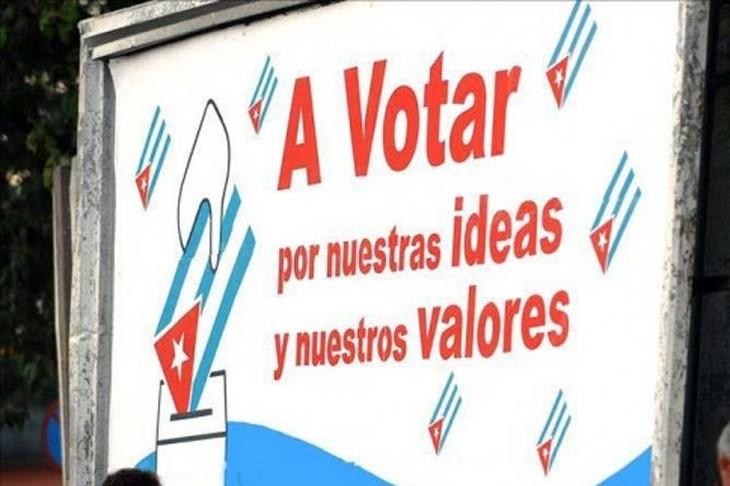 Abrieron segunda vuelta electoral en Cuba - ảnh 1