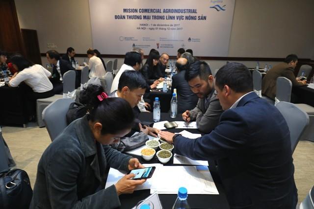 Vietnam y Argentina buscan afianzar cooperación comercial - ảnh 3