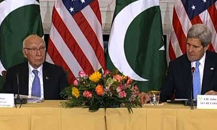 US, Pakistan resume strategic dialogue - ảnh 1