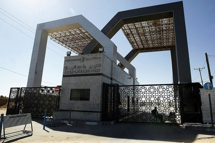 Egypt to open Rafah border crossing with Palestine - ảnh 1