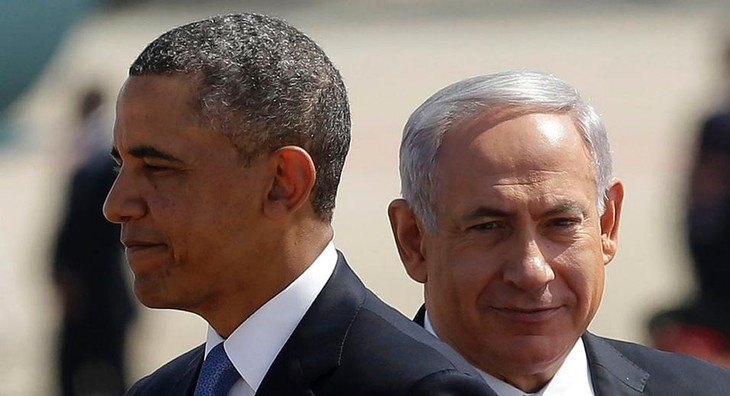 US, Israel on the verge of a break-up - ảnh 1