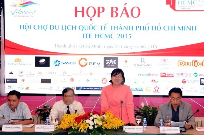 International travel expo 2015 to open in HCM City - ảnh 1