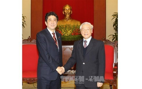 Japanese public praise Party leader's visit - ảnh 1