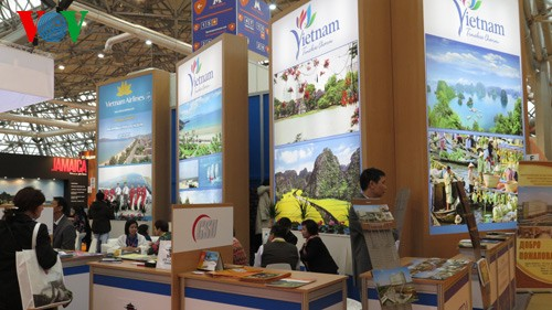 Vietnam travel firms join int'l tourism fair in Moscow - ảnh 2