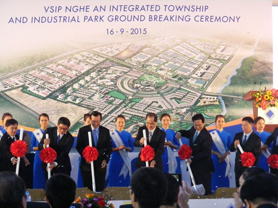 VSIP – an effective cooperation model between Vietnam and Singapore - ảnh 2