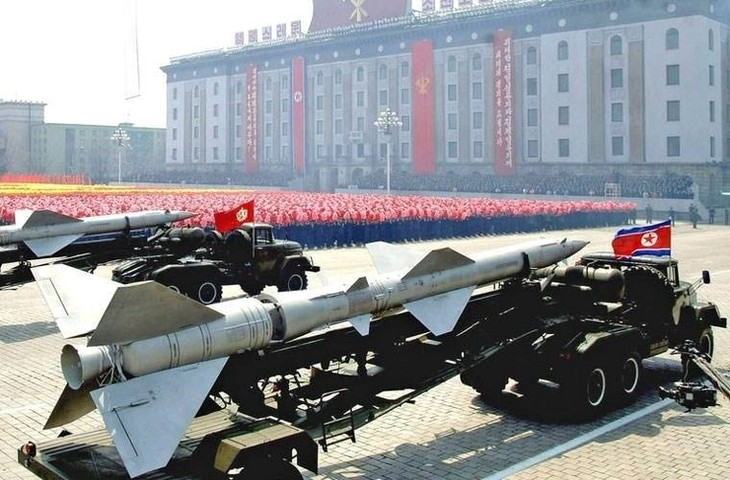 RoK confirms DPRK's firing of ground-to-air missile  - ảnh 1