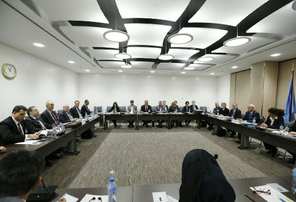 Syria peace talks continues despite opposition's withdrawal from negotiating table - ảnh 1