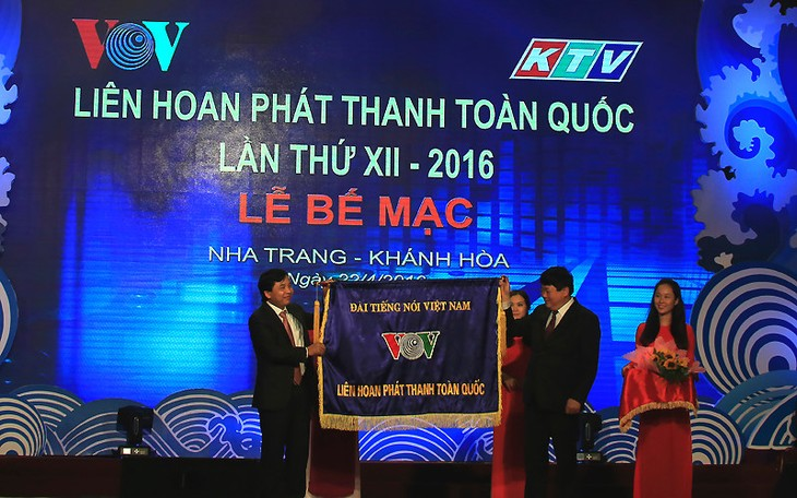 12th National Radio Broadcasting Festival closes - ảnh 2