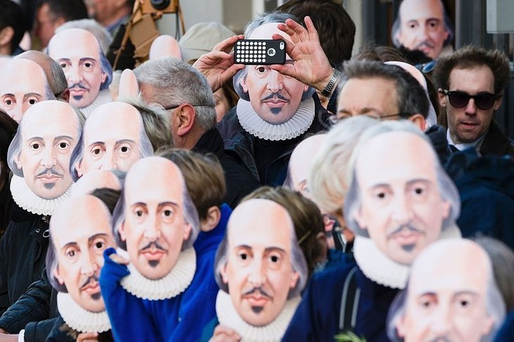 Shakespeare's 400th death anniversary celebrated  - ảnh 1