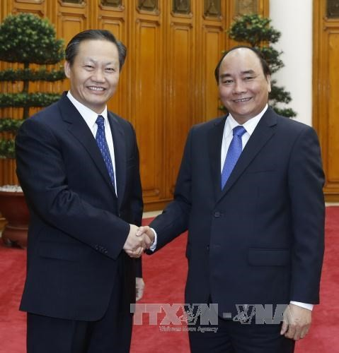 Vietnam enhances economic-trade cooperation with China's Guangxi and Guizhou - ảnh 1