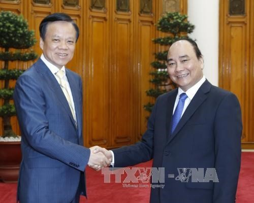 Vietnam enhances economic-trade cooperation with China's Guangxi and Guizhou - ảnh 2