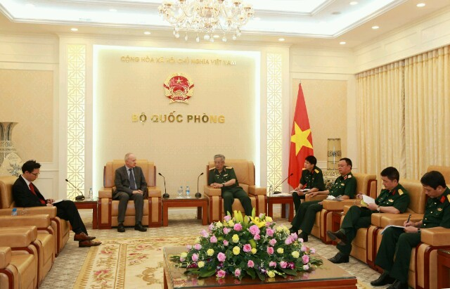 Vietnam's Defense Ministry to contribute more to Shangri-La Dialogue 2016 - ảnh 1