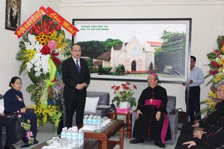 Vietnam Catholic Church – an inseparable part of national solidarity  - ảnh 1