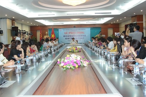 Contest of journalistic works on international integration launched - ảnh 1