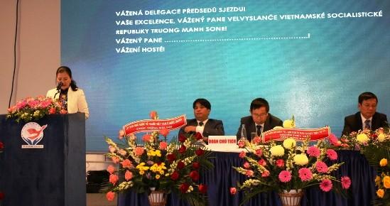 旅居欧洲越南人协会联合会成立 - ảnh 1