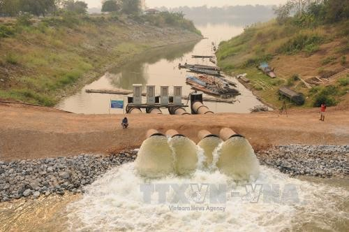 Workshop seeks effective use of Mekong water resources - ảnh 1