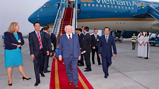 Vietnam, Ireland enter new period of relationship development - ảnh 1