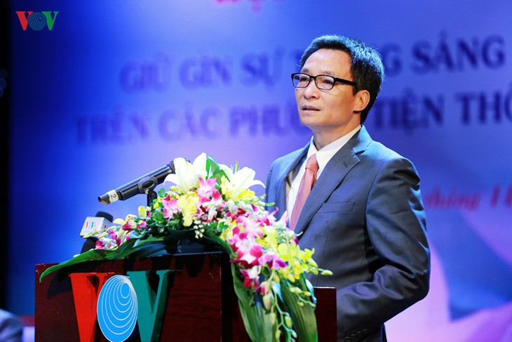VOV works to preserve, uphold Vietnamese language value - ảnh 2