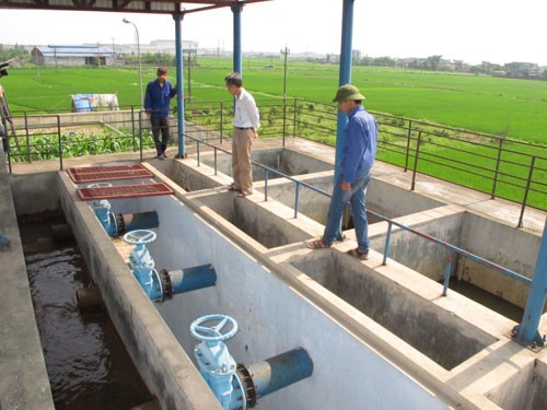 Bac Ninh replicates safe water supply models for rural areas  - ảnh 1