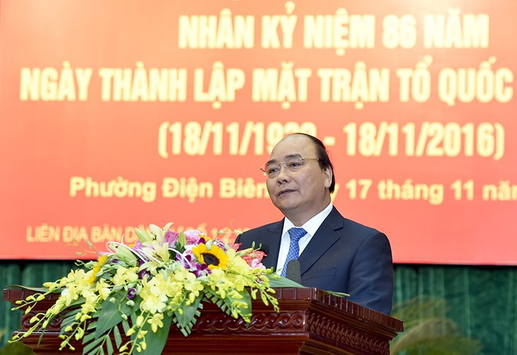 Government, NA leaders attend great national unity festival in Hanoi - ảnh 1
