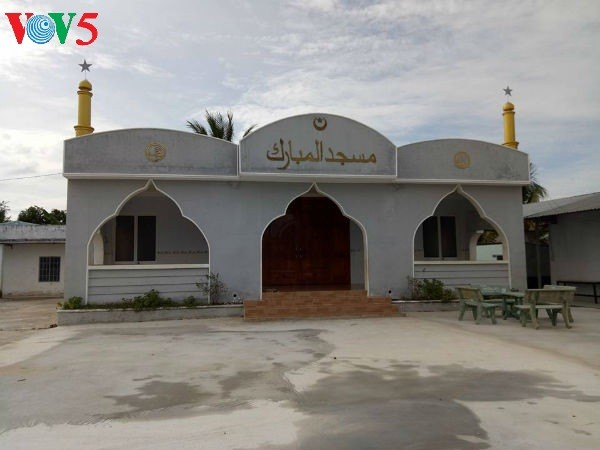 Mosque - center of solidarity of Cham ethnic people in Tay Ninh  - ảnh 1