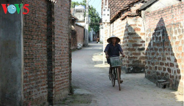 Typical characteristics of villages in northern Vietnam - ảnh 4