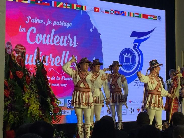Vietnam celebrates International Francophone Day - ảnh 1