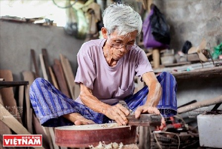 Dao Xa village preserves traditional musical instruments - ảnh 2