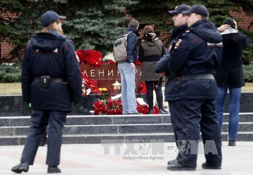Russia police arrest several suspects in St Petersburg metro attack - ảnh 1