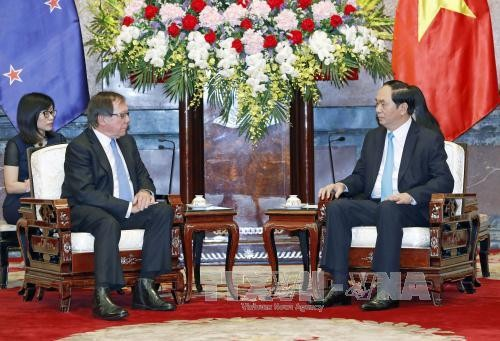 Vietnam, New Zealand to raise ties to new height - ảnh 1