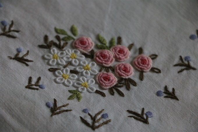 Van Lam embroidery and lace village  - ảnh 2