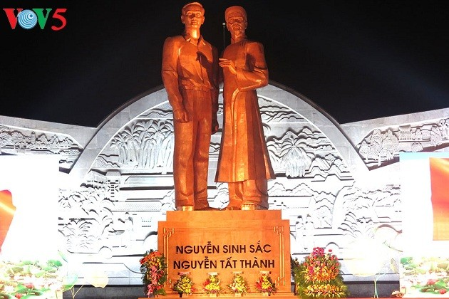 Celebrations mark 127th birth anniversary of President Ho Chi Minh - ảnh 1